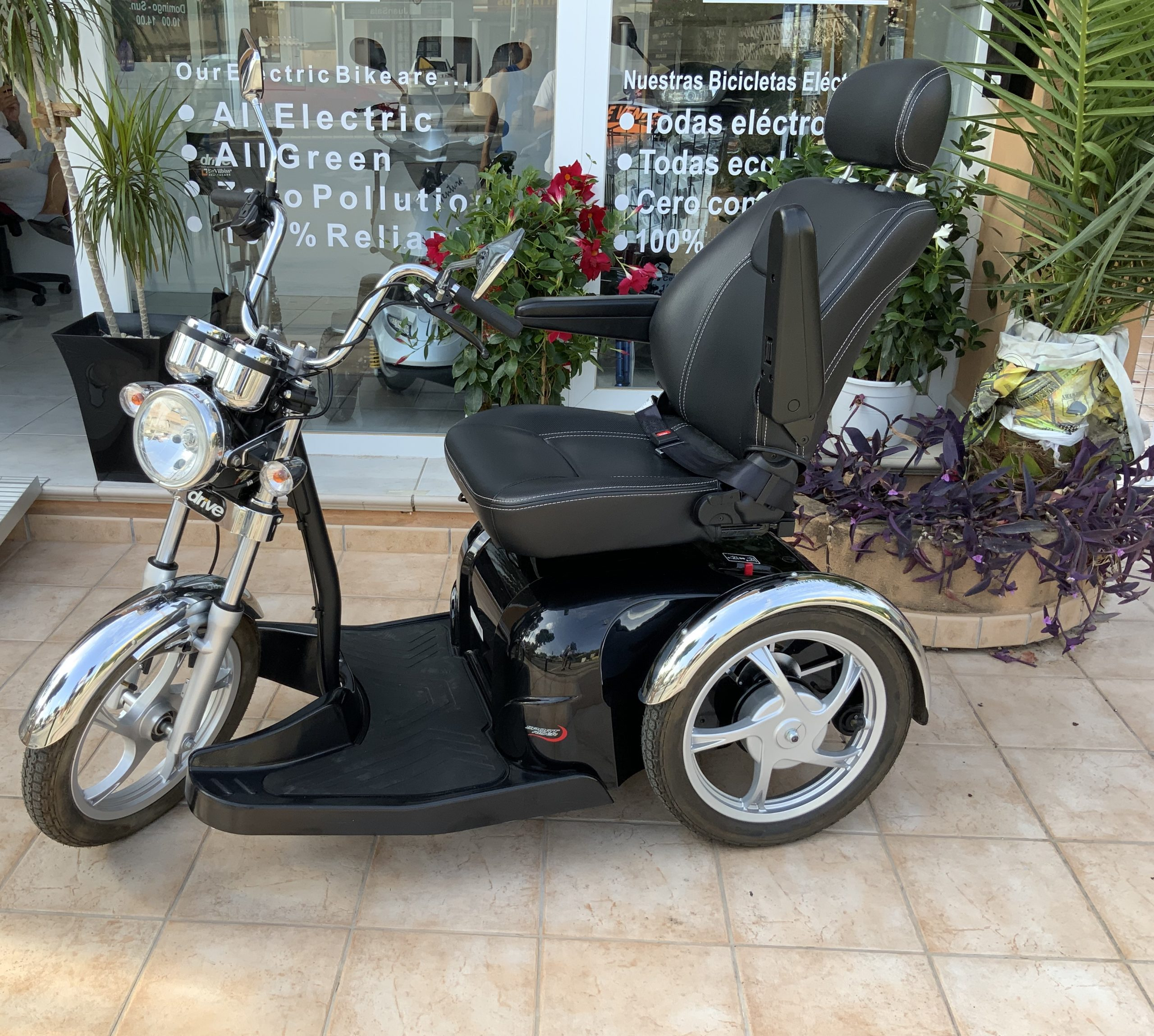 Nanny M's Mobility & E-bike Rentals