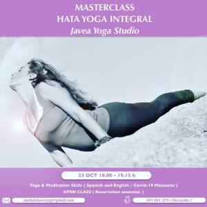 Hata Yoga Class @ Javea Yoga Studio | Jávea | Comunidad Valenciana | Spain
