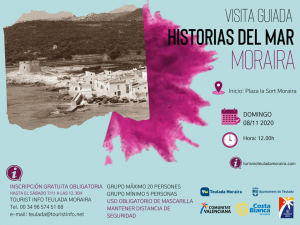 Free Guided Tour Around Moraira @ Moraira | Comunidad Valenciana | Spain