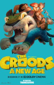 The Croods. A New Age in English at Cine Jayan @ Cine Jayan | Jávea | Comunidad Valenciana | Spain