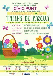 Children's Easter Workshops @ See Poster Below