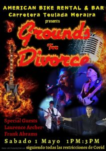 Grounds for Divorce at American Bike and Rental Bar @ Teulada | Comunidad Valenciana | Spain