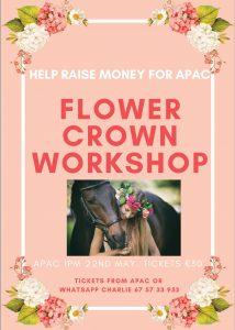 Flower Crown Workshop @ APAC | La Xara | Comunitat Valenciana | Spain