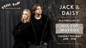 Jack and Daisy at The Hill Top Gastro Bar @ Hilltop Gastro | Teulada | Comunidad Valenciana | Spain