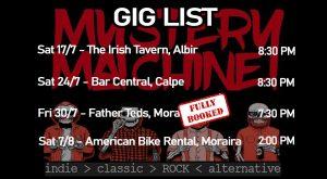 Mystery Machine at American Bike  Bar @ Teulada | Comunidad Valenciana | Spain