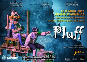 Children's Theatre in Javea @ Riurau d'Arnauda | Xàbia | Comunidad Valenciana | Spain