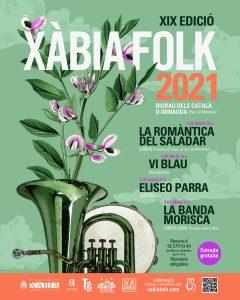 Xabia Folk 2021 @ Riurau d'Arnauda | Xàbia | Comunidad Valenciana | Spain