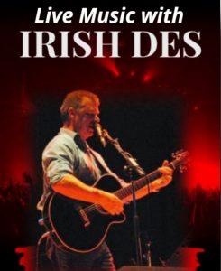 Irish Des at Can Tallarina @ Can Tallarena | Xaló | Comunidad Valenciana | Spain