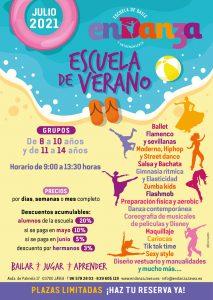 Dance Summer School @ Endanza | Xàbia | Comunidad Valenciana | Spain