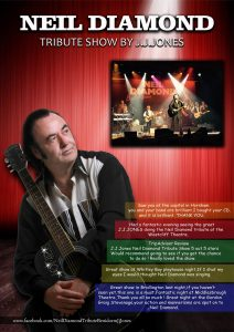 Neil Diamond Tribute at Oceana Club @ Oceana Club | Benissa | Comunidad Valenciana | Spain