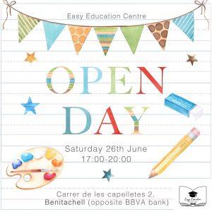 Open day at GCS -Easy @ El Poble Nou de Benitatxell | Comunidad Valenciana | Spain