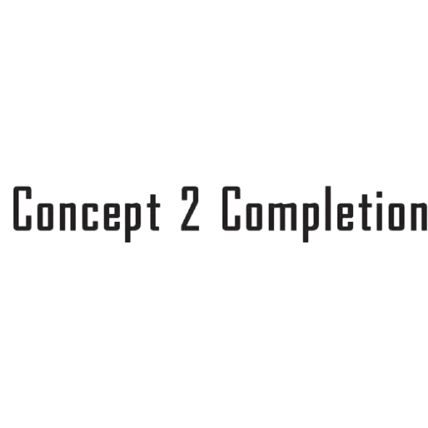Concept 2 Completion