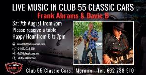 Frank and Davie B at Club 55 @ El Poble Nou de Benitatxell | Comunidad Valenciana | Spain