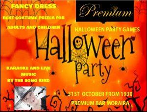 Halloween Party at Premium Bar @ Premium Bar | Moraira | Valencian Community | Spain